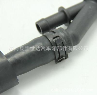 工厂供应 1J0122109AQ 高尔夫捷达 TT 冷却液膨胀水管 宝世达