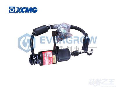 装载机铲车D59-105-23+A上柴D9D6114发动机熄火电磁阀停车电磁铁