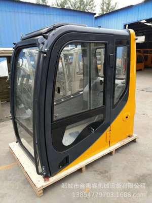 驾驶室 卡特CAT320D挖掘机驾驶室 驾驶室玻璃 驾驶室内饰