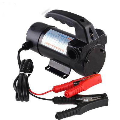 厂家直销12v24v直流柴油泵加油泵抽油泵自吸泵小抽油型机