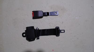厂家供应安泽汽车安全带 自锁两点卷收器式 直销 多色