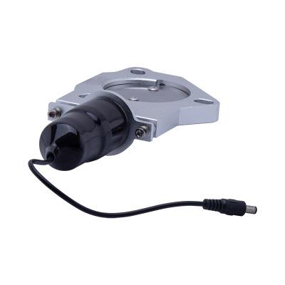跨境热销 汽车改装件 不锈钢电控阀门 排气管电动阀变声遥控尾喉