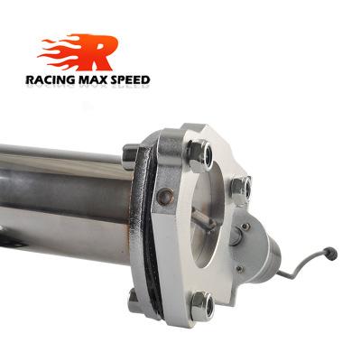 不锈钢汽车改装跑车音烟筒型 系统尾喉排气电机阀门通用变声遥控