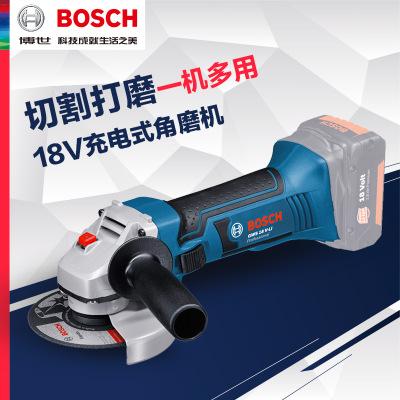 博世电动工具GWS18V-Li充电式多功能角磨机100/125mm打磨机抛光机
