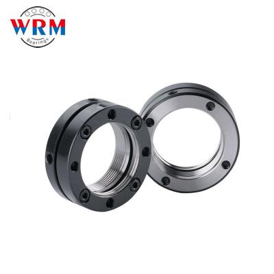 厂家直销 K型锁紧螺母 KM85*2.0P 锁定机床丝杆金属精密锁紧螺母