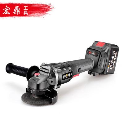 锂电角磨机无刷充电打磨机电动切割机抛光手砂轮工业级新款