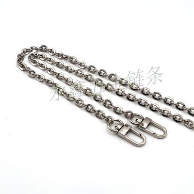 三合一老花包链条优德88娱乐官网 纯铜小包链子L麻将包V链条带高档不褪色