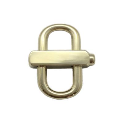 高性价比环保铜汽车钥匙扣 diy居家精品安全保险锁匙扣钥匙圈现货