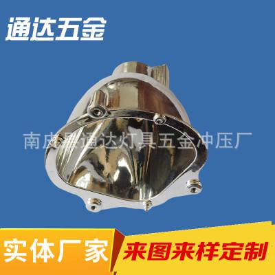 厂家供应高品质压铸铝件 压铸铝灯壳罩 汽车灯具五金配件定制