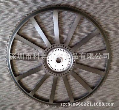 厂家生产铝合金制品 大转盘 精密五金冲压件