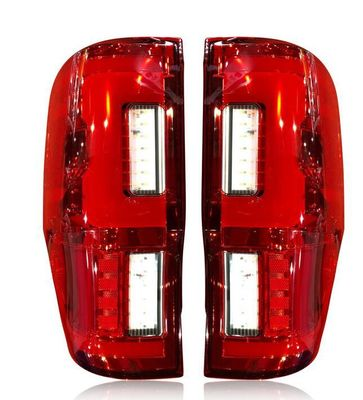 LED尾灯12-19适用福特ranger Raptor/T6/T7/PX/MK1/MK2/Wildtrak