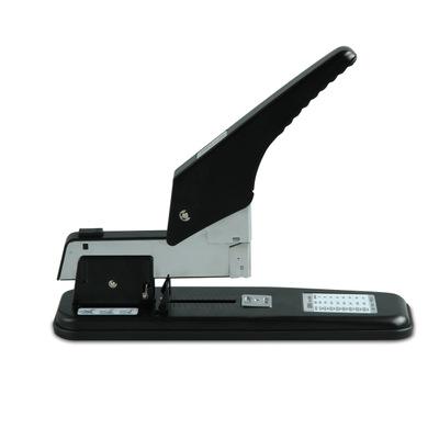 得力0399重型省力订书机大型长臂财务加厚办公厚层订书器 210页装