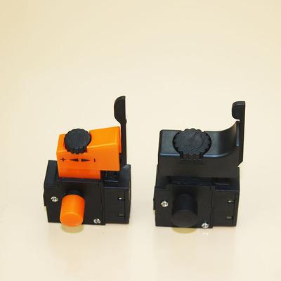 手电钻调速开关配件正反转无级变速EA2-6/1BEK改装250V6A