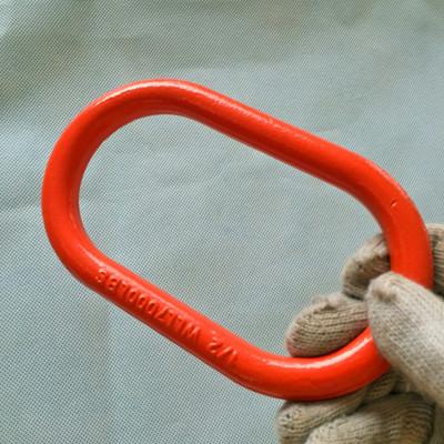 厂家生产:起重索具 子母环 A345 母环锻造