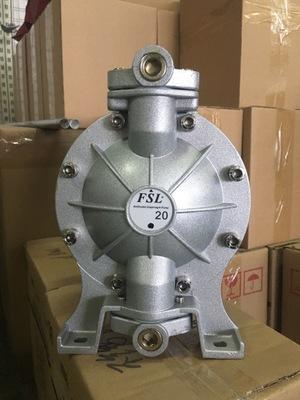 优德88中文客户端台湾FSL气动隔膜泵 油泵 隔膜泵 涂料泵 双隔膜泵