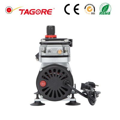小型活塞式空压机便携式打气泵空压机喷笔气泵喷绘机医院直销批发