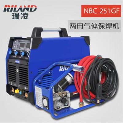 瑞凌气保焊机NBC-250GF二氧化碳气体保护焊机380V分体NBC-250GF