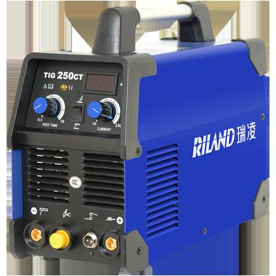 瑞凌TIG-200/250CT小型便携逆变直流氩弧焊电焊两用机220V