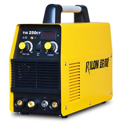 锐龙氩弧焊机TIG-250CT氩弧电焊两用逆变直流220V手提式数字显示