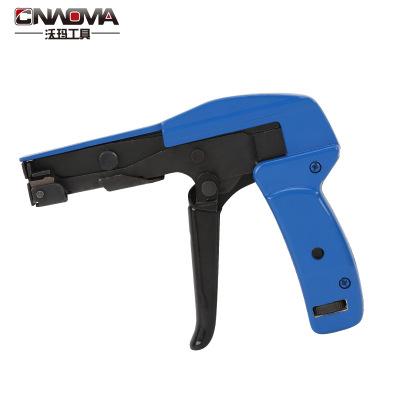 沃玛工具HS-600A紧切断扎线枪 尼龙束带枪束快捷线缆扎带枪