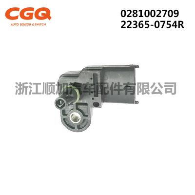 0281002709,适用于雷诺汽车进气压力传感器CW-6008