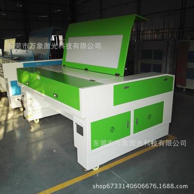 1610激光切割机 箱包皮革自动送料激光机 河北白沟皮革激光切割机