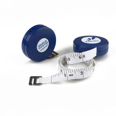 卷尺厂家供应150厘米/60英寸大圆形塑料卷尺/高品质礼品皮尺量具