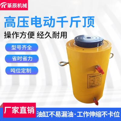 定做非标电动千斤顶 立式油缸液压同步千斤顶