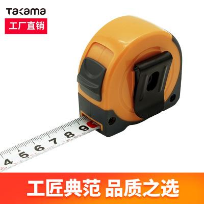 takama2M/3.5M一级精度公制钢卷尺 202035可伸缩防摔钢卷尺