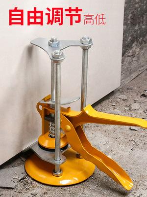 瓦工贴瓷砖工具辅助铺地板墙砖定位瓷砖升降调平器高低顶高调节器