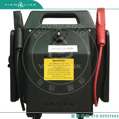 汽车电瓶没电时12V/24V转换应急电源 移动打火电瓶
