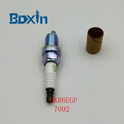 适用于NGK铂金火花塞ngk7092 品质保障BKR6EGP现货批发生产定制