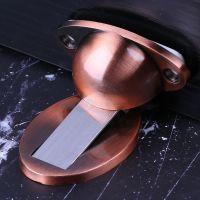 门吸厂家 免打孔门挡隐藏形黑色防撞定位静音防踢地吸 强磁吸门器