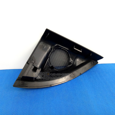 适用于13-18款丰田新威驰 致炫雅力士高音喇叭网罩 三角板高音罩