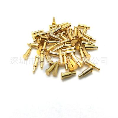 专业生产弹簧探针|WIFI探针|单头顶针|充电弹簧针|美容仪充电针
