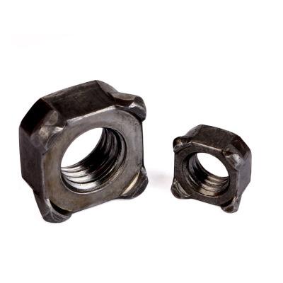 优德88中文客户端批发四角螺母加厚四方焊接螺母点焊螺母 安全带螺母