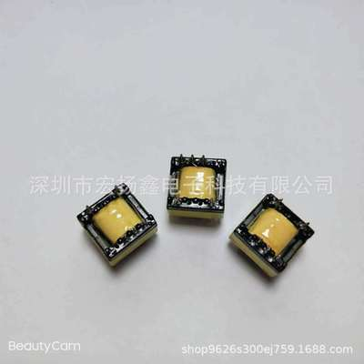 厂家优德88中文客户端EE13单边加宽 高频变压器 电源变压器 开关变压器