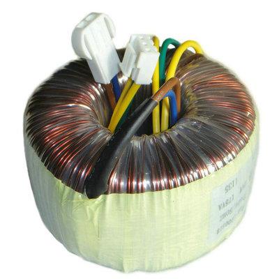 厂家直销 单相双绕组 隔离环形电源变压器 三绕组 可加工定制