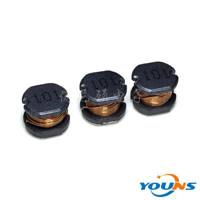 贴片功率电感 CD43 100UH 101K 4.5*4*3.2 绕线功率电感 厂家直销