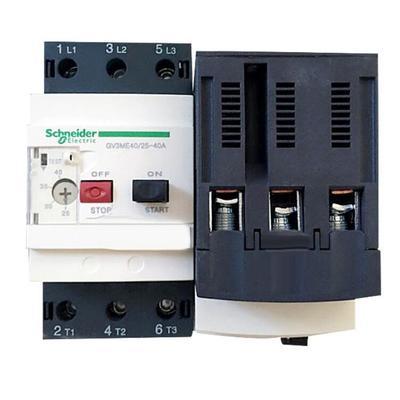 国产施耐德电动机断路器 马达保护器GV3-ME40 GV3-ME63
