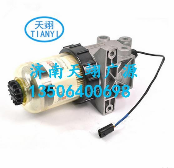 WG9925550100重汽曼发动机T7H柴油精滤芯燃油粗滤器 WG9925550100