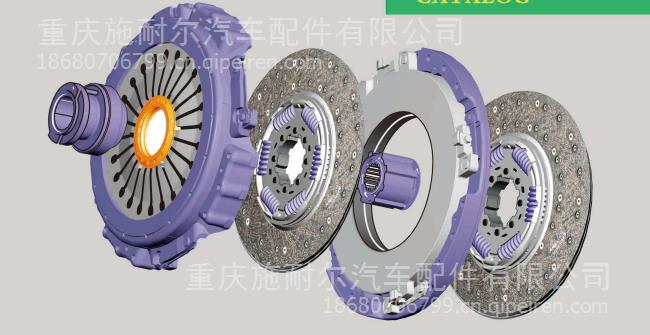 上海久耐离合器压盘(铸件) JC420A9