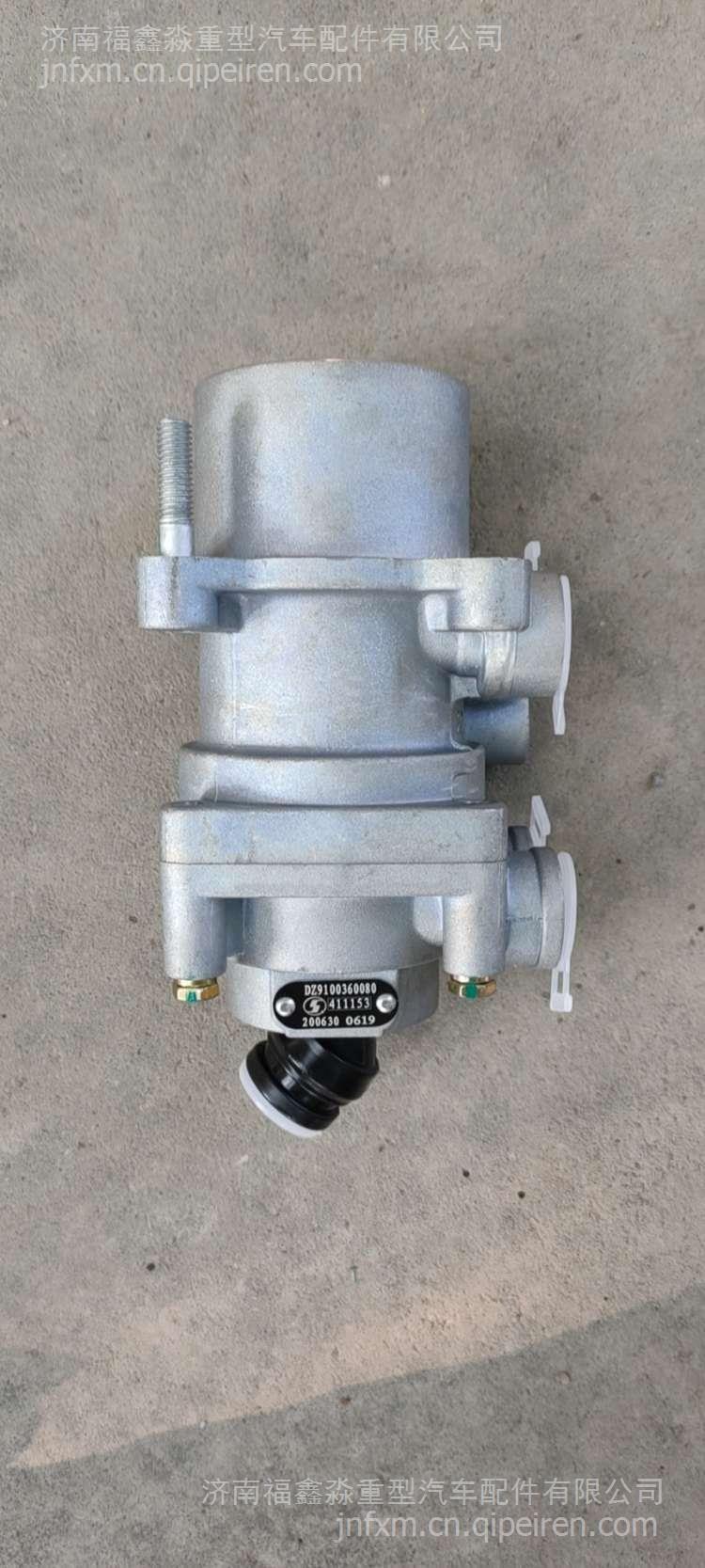 德龙F3000德龙X3000制动总泵 DZ9100360080