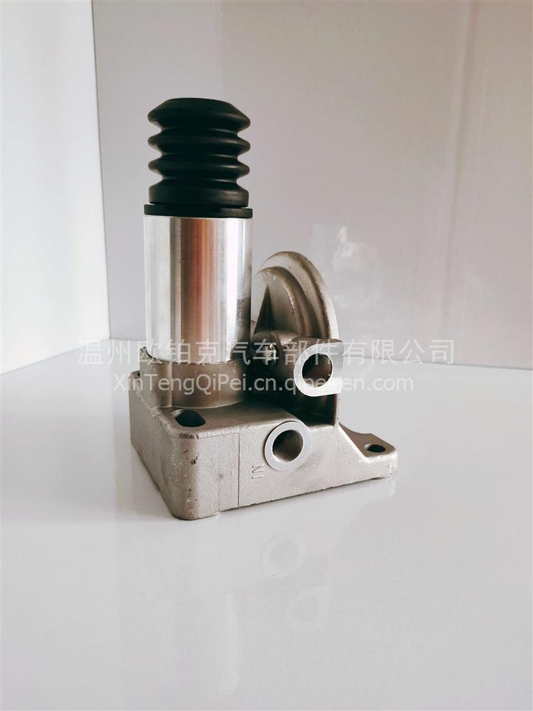 厂家直销PL420柴油滤芯铝座增压泵,油水分离器高压输油增压泵 13