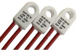 【厂家直销】肃菲SUP EK系列 10A 102-230度豆浆机温度保险丝