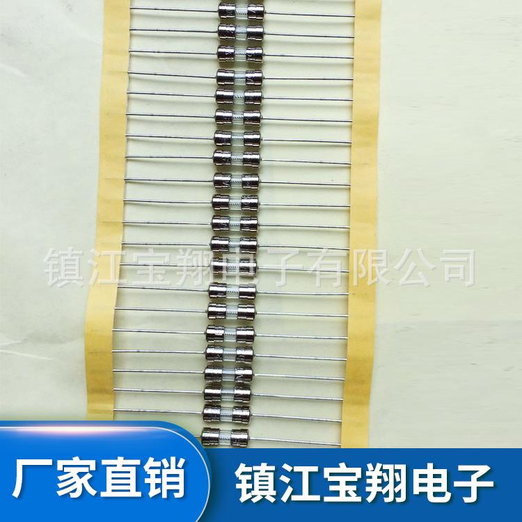 厂家专业生产3.6×10编带保险丝保险管 质量保障 规格齐全 价
