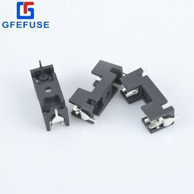 厂家新款:保险丝座PCB焊接6X30保险丝座大电流50A1000V保险丝座