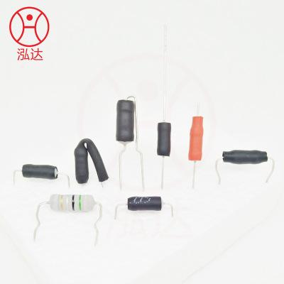 泓达品牌 绕线电阻 半短路防爆抗雷击保险电阻品质稳定