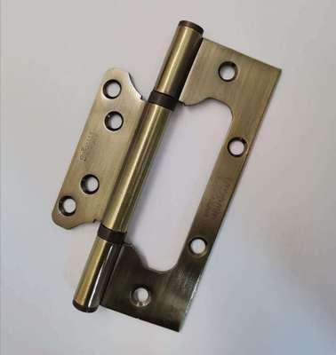 厂家直销铁子母合页5325 锰钢铁子母合页 木门静音铰链房间门合页