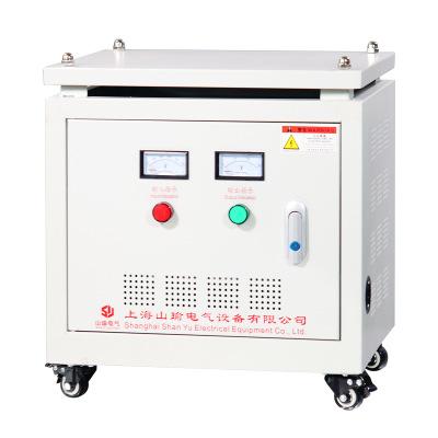 三相变压器380v变220v干式隔离变压器SG-50KW/60千瓦80KW/100KVA